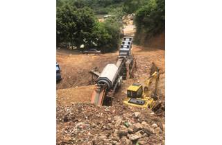 填埋垃圾处理设备的出现顺应环境发展的要求