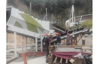 福州连江的安装现场